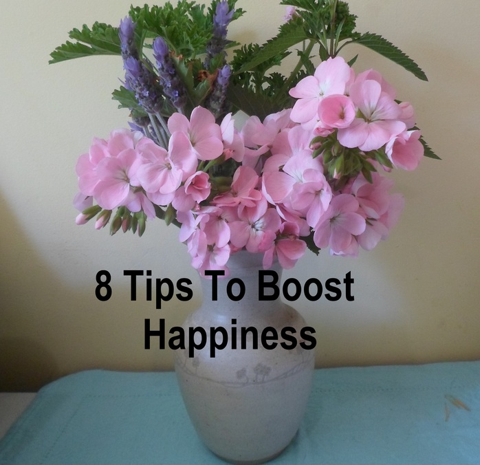 8 Tips To Boost Happiness