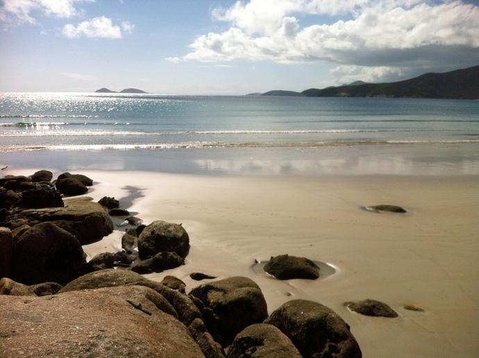 A Place to Live - Wilsons Prom