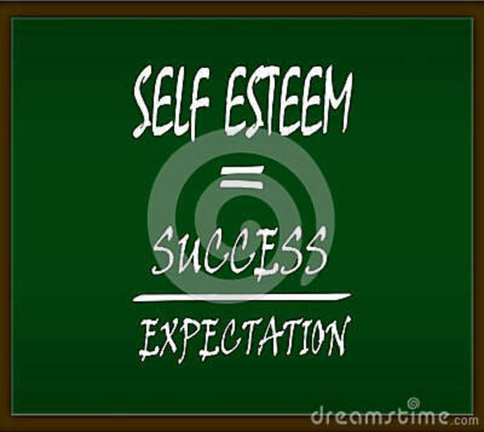 A self-esteem equation
