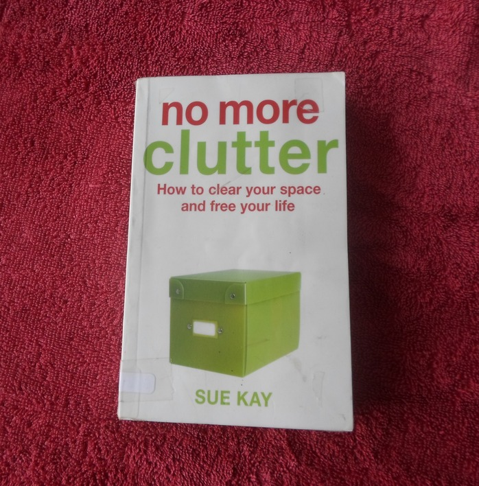 Book Called No More Clutter