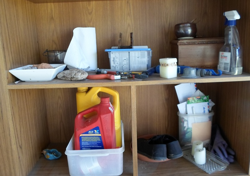 Dealing With The Problem Of Clutter Part 1