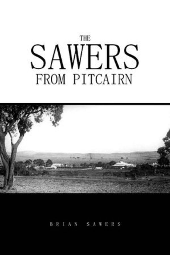 Cover of 'The Sawers From Pitcairn'