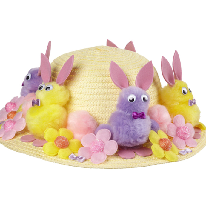 Easter Bonnet - Photo courtesy of fhdphotos.com