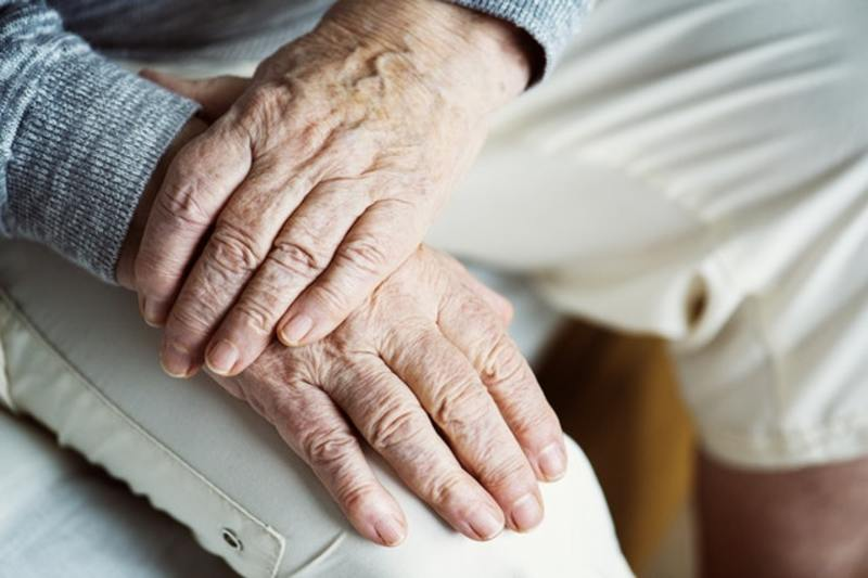 elderly hands  - Planning For Later In Life