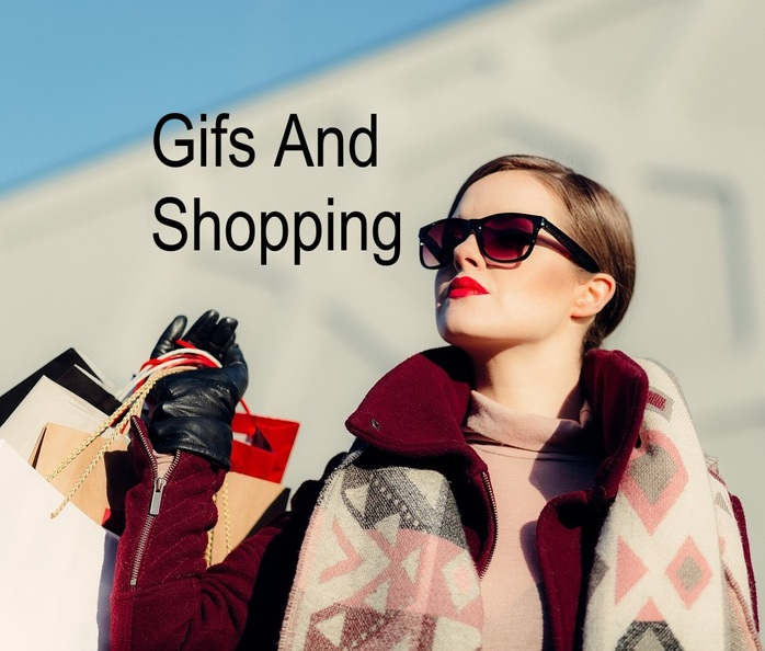 Gifs and shopping
