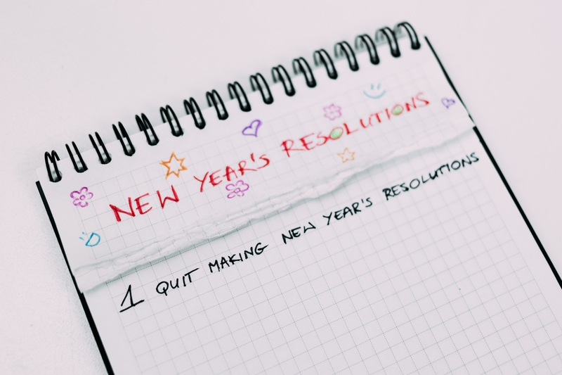 Skip the New Year's resolutions this year and get motivated right now!