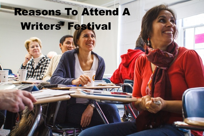 Reasons To Attend A Writers' Festival