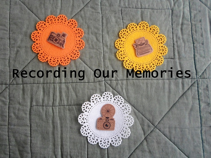 Recording Our Memories