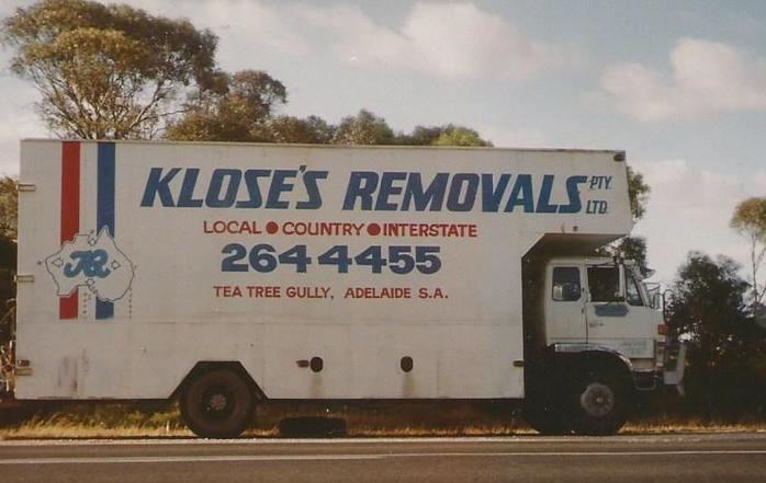 Removalist Truck