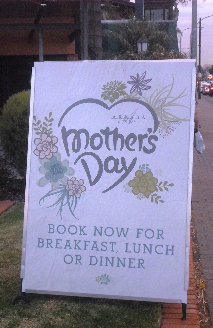 Sign Book For Mother's Day