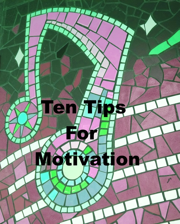 Ten Tips For Motivation