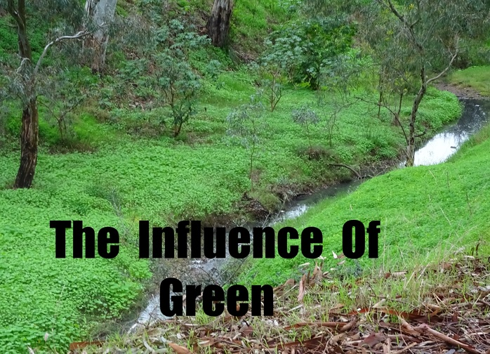 The Influence Of Green