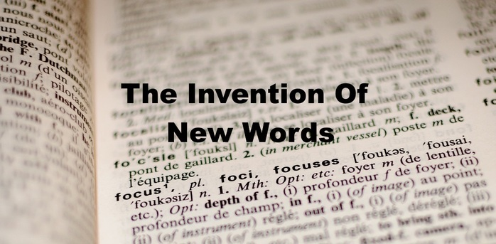 The invention of new words