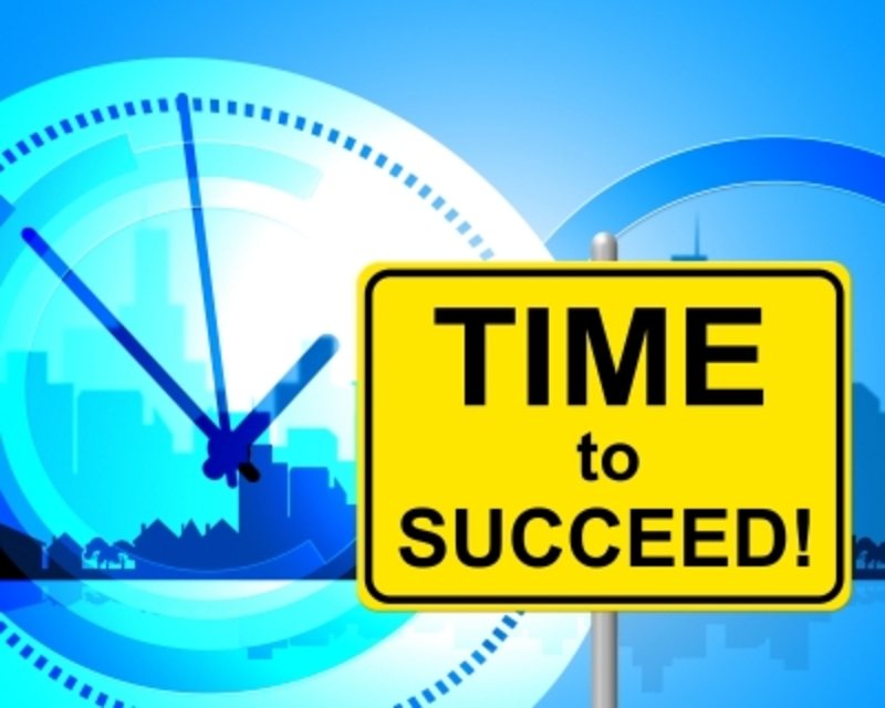 Time to Succeed  - Resolutions: Following Through