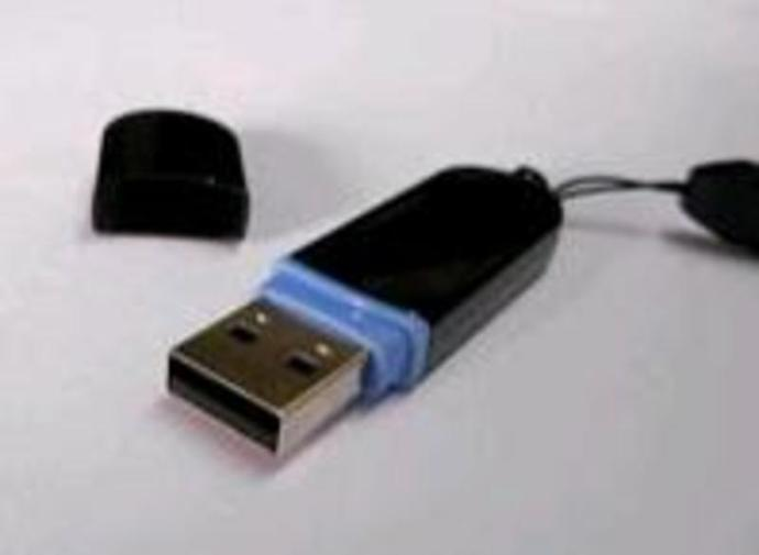 USB flash drive, USB stick