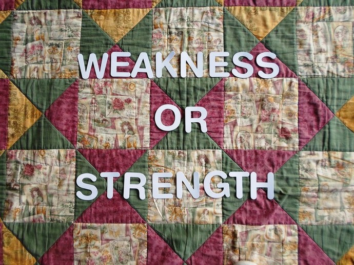 Weakness, Strength, Perspective, Viewpoint