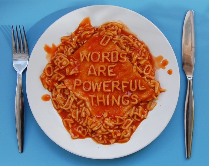 Words Are Powerful - compliments of WordChef